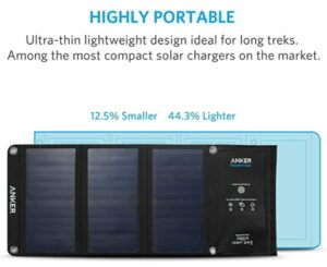 Anker 21w Highly Portable