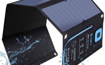 BigBlue 28w Solar Charger Review