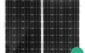 Newpowa 200w Solar Panel Review-Featured Image