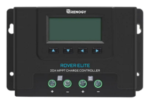 Renogy Rover Elite MTTP Charge Controller
