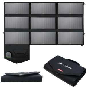 Tent Small Allpowers 60w Foldable Solar Charger