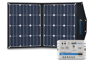 AcoPower Solar Generator 220Wh And 70w Portable Solar Panel Review