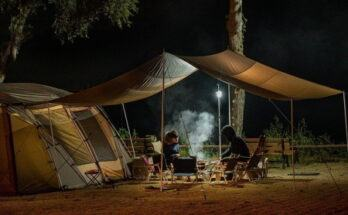 How Do You Use Solar Panels For Camping -Featured Image