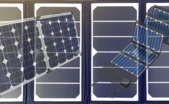 What To Look For When Buying Portable Solar Panels - Featured Image