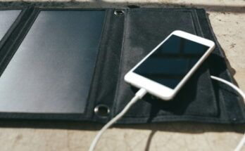 Best Portable Solar Charger -Featured Image