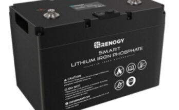 Renogy Smart Lithium Iron Phosphate Battery Review - Featured Image