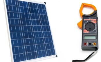 How Many Amps Does A 100 Watt Solar Panel Produce -Featured Image
