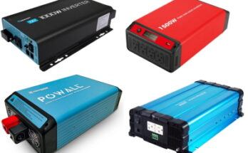 DC To AC Pure Sine Wave Inverter Review