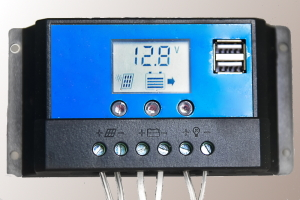 What Size Solar Panel and Controller Is Needed For Lithium Ion Batteries - Solar Charge Controller