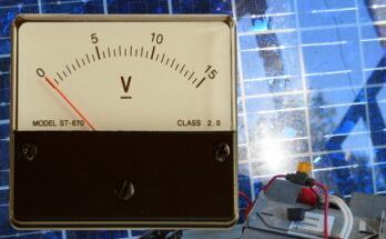 How Many Volts Does A 100 Watt Solar Panel Produce? - Featured Image