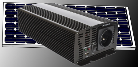 What Size Inverter Do I Need For A 100 Watt Solar Panel? - Featured Image