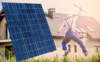 How Many 100 Watt Solar Panels Does It Take To Run A House - Featured Image