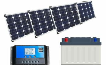 Is There A Way To Link Portable Solar Panels Together? -Featured Image